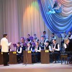 Большая концертная программа джаза «Зимние забавы»